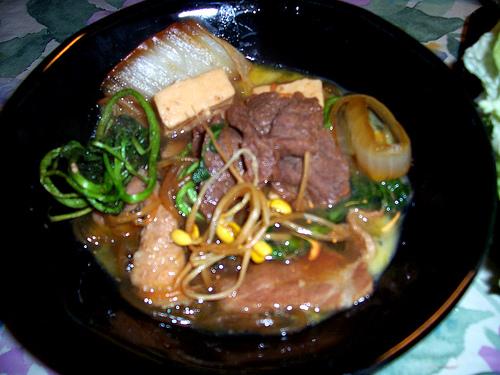 Posted In: Sukiyaki (Japanese Beef Hot...