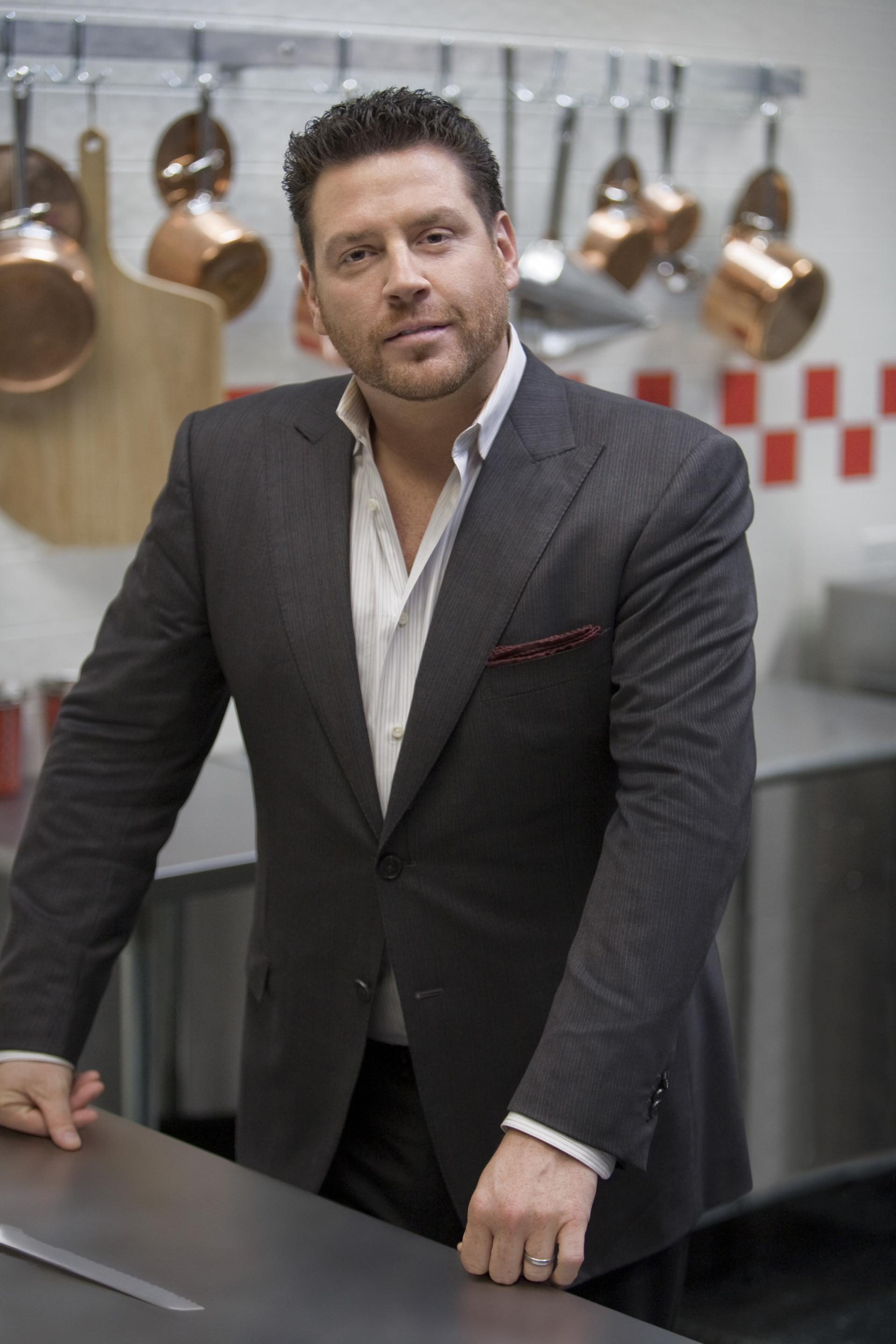 Scott Conant: Food Network Show Host for 24 Hour Restaurant Battle