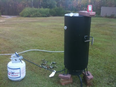 How To Asssemble A Propane Fish Fryer