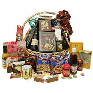 5 Great Ideas To Make Irish Food Hampers
