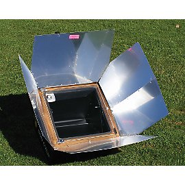 Different Types of Solar Oven