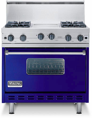 Different Types of Gas Stove
