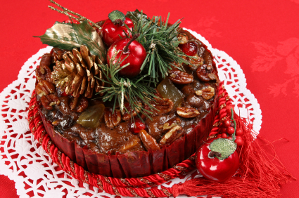 Dark Fruitcake picture