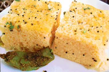 Instant Dhokla picture