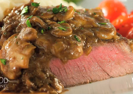 Steak Diane | Recipe