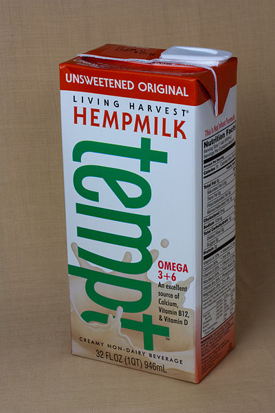 Benefits of Hemp Milk