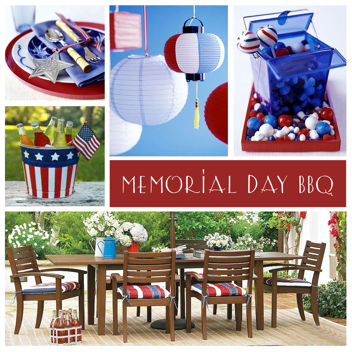 Tips and Ideas To Plan A Memorial Day Barbecue