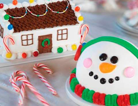 Baskin-Robbins All-New Holiday Ice Cream Cakes