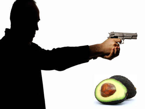 Drug Lords Taint Blood Avocados