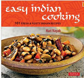 Easy Indian Cooking: 101 Fresh & Feisty Indian Recipes: A Review