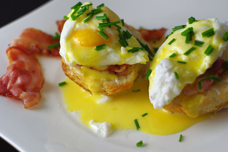 Eggs Benedict In A Light & Healthy Avatar