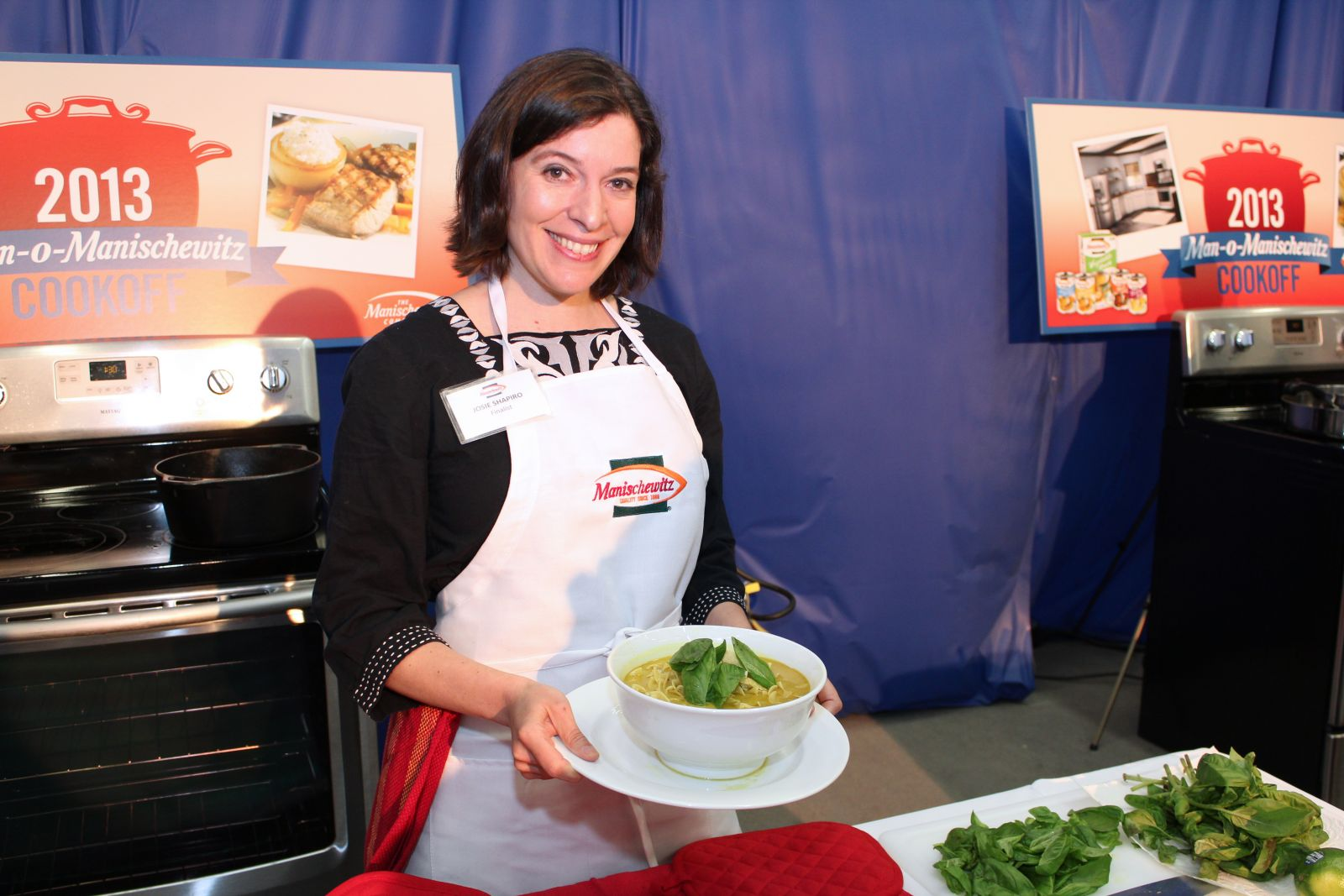 Josie Shapiros Faux-Pho Wins Manischewitz Cook-Off