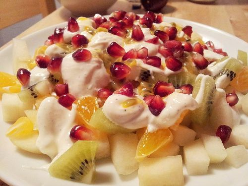 Top 6 Sweet Fruit Salads For Christmas