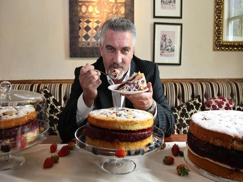 Faking The Great British Bake Off