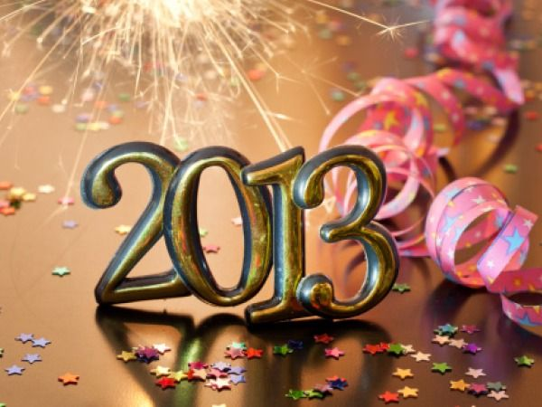 Tips to Live Happier and Healthier in 2013