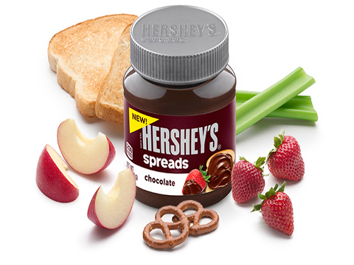 Hersheys Spread War Into Nutella Territory
