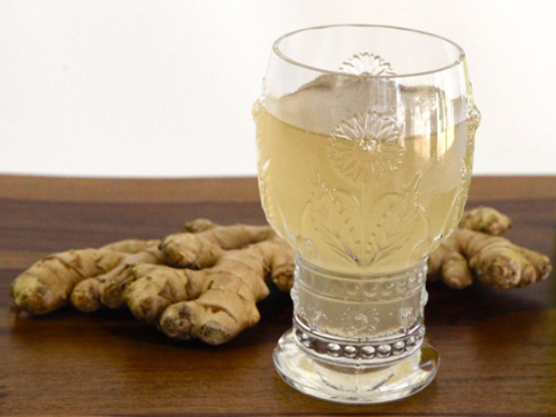 How To Make A Boozy Ginger Beer