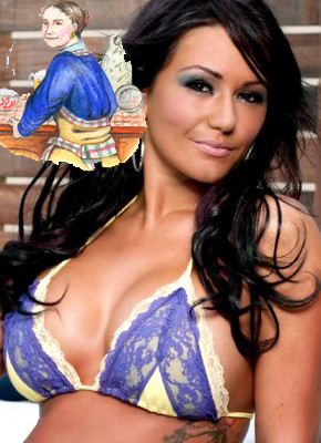 Cooking Can Help You Lose Weight Says JWOWW