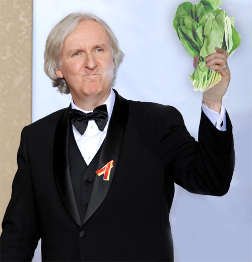 James Cameron Wants The World To Turn Vegan