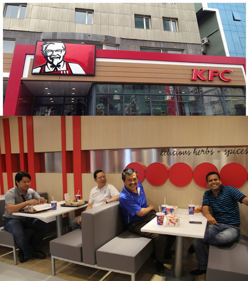 Mongolia Gets Its First KFC