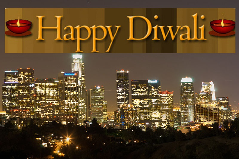 Celebrating Diwali In L.A. With Indian Touch