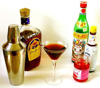 All The Manhattans You Can Drink
