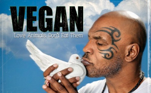 Boxing Champ Tyson Turns Vegan After Daughters Death