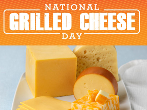 Who Needs Bread On National Grilled Cheese Day