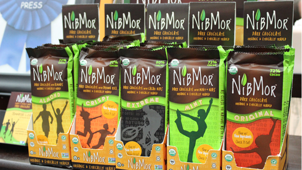 NibMor  The Ethical Dark Chocolate