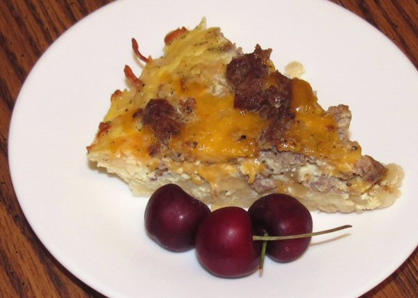 Wheat Free Quiche