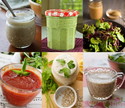 Salad Dressing: From Bare Essentials To Finery