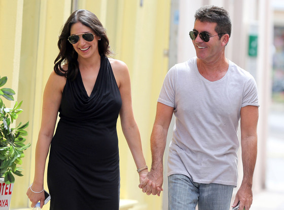 Ginger Tea Made Simon Cowell A Dad