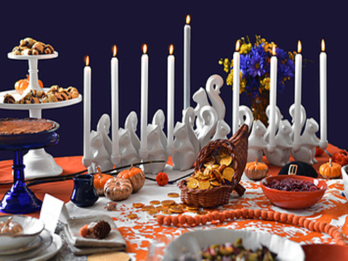 Top 10 Kosher Dishes For Thanksgivukkah