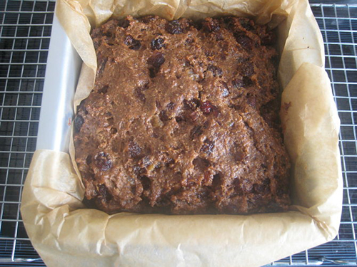 Can You Bake A Vegan Christmas Cake