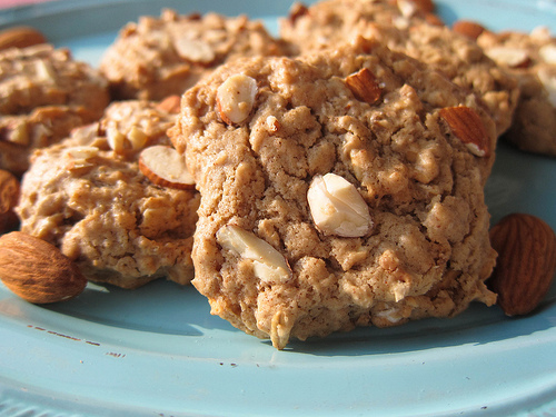 Are Almond Oatmeal Cookies Healthy?
