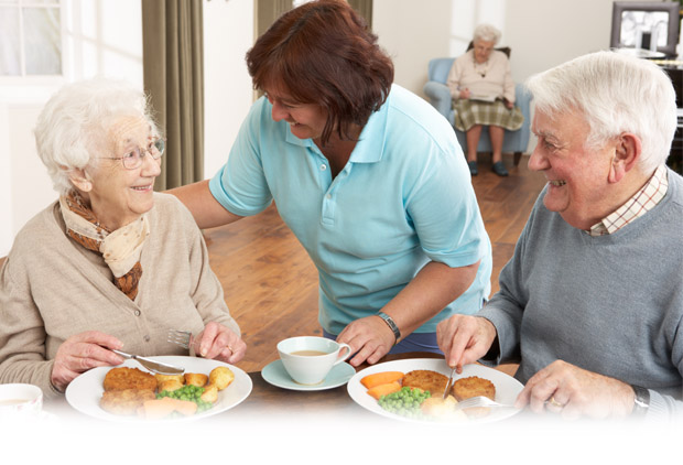 How To Make Eating Easy For An Alzheimer's Patient