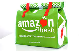 AmazonFresh Store Comes Closer To You