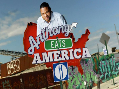 Law & Order Star Anthony Anderson Eats America