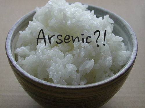 FDA Says Rice With Arsenic Is Safe