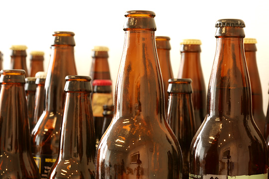 Don't Throw Away Your Empty Beer Bottles