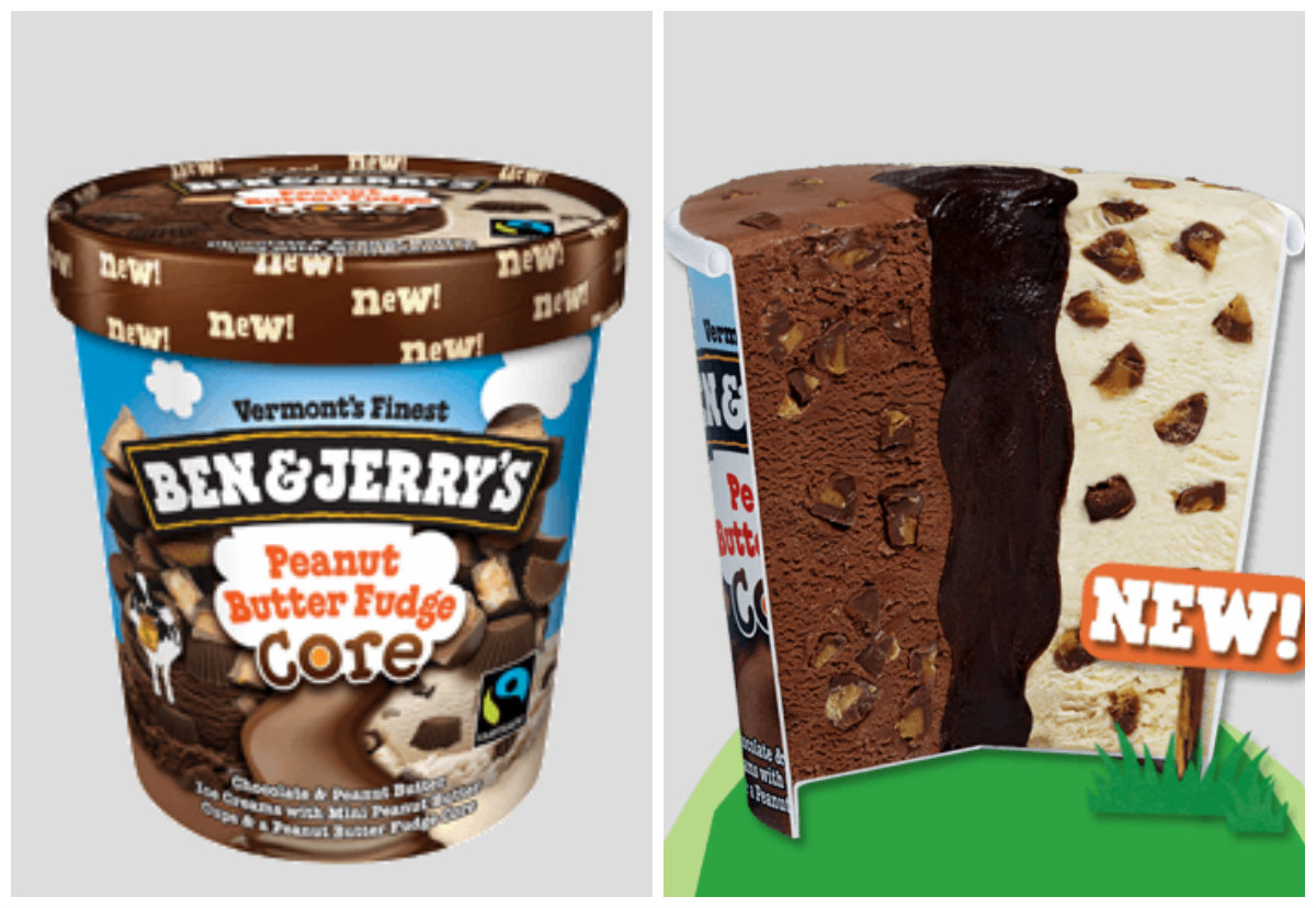 Look At What Ben & Jerrys Has To Offer!
