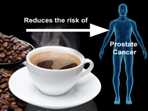 Coffee Can Stop Prostate Cancer
