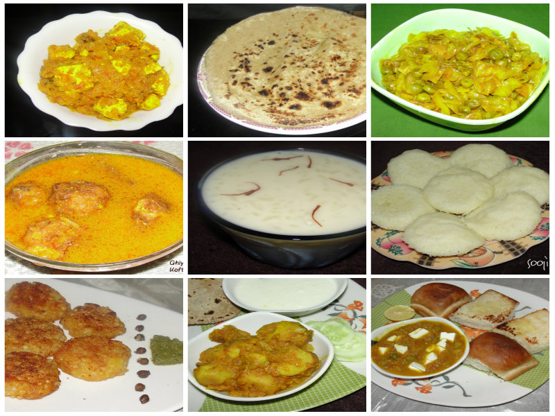 Popular Karva Chauth Recipes