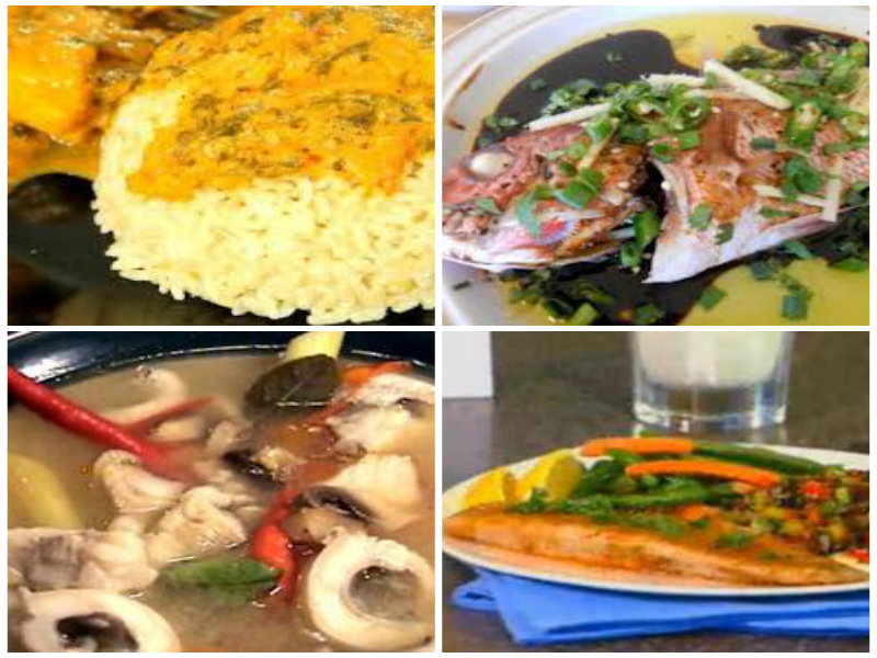 Top 5 Healthy Fish Ideas For Adults