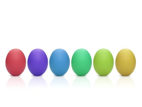 Can You Make Your Hen Lay Colored Eggs For Easter?
