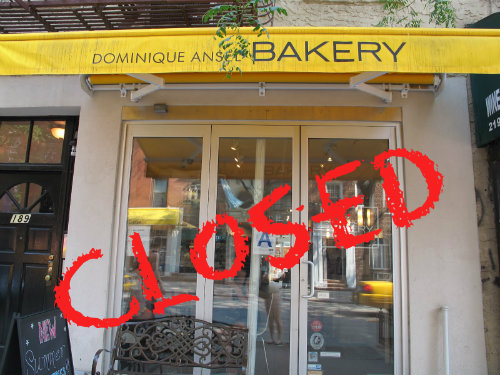A Major Downfall For The Cronut King!