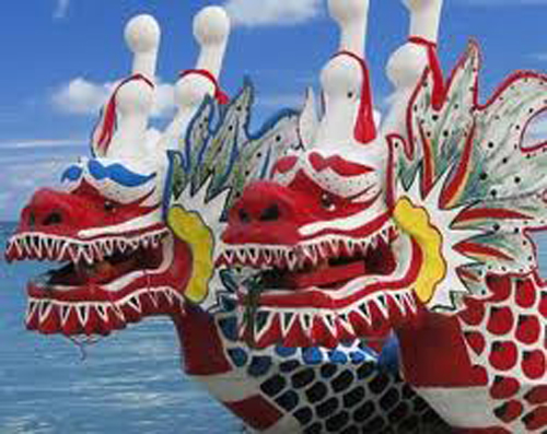Dragon Boat Festival Celebrated In Space