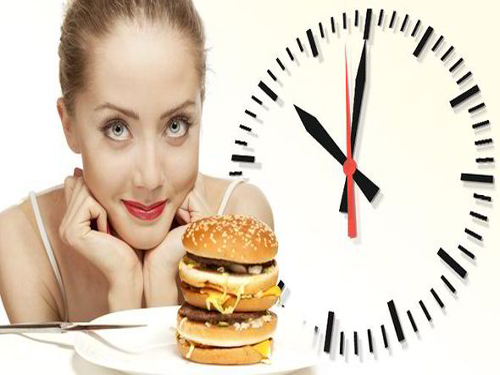 How To Lose Weight By Setting Your Meal Time