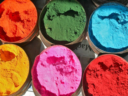 How To Make Edible Colors For Holi