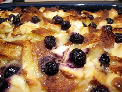 Breakfast Blueberry Casserole Ideas
